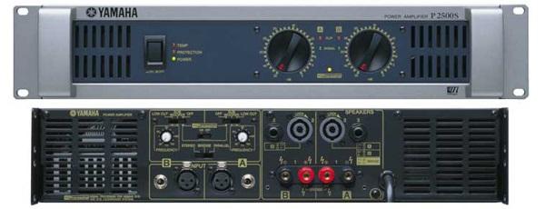 Bộ khuếch đại YAMAHA P2500S giá rẻ