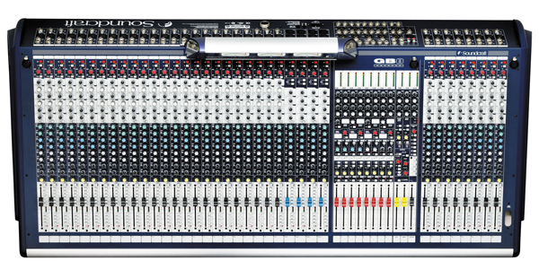 Soundcraft GB8/40