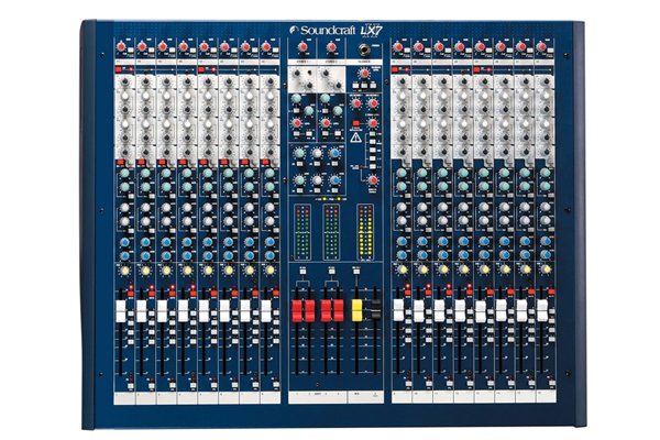 Soundcraft LX7II/16