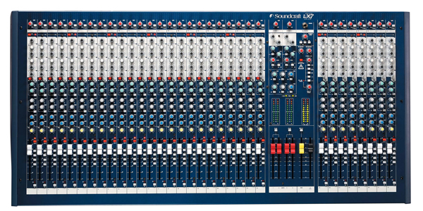 Soundcraft LX7II/24